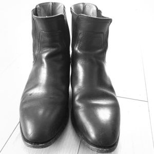 Used Frye Ankle Boots